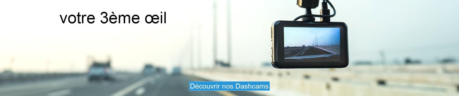 Dashcam Online, votre troisième oeil